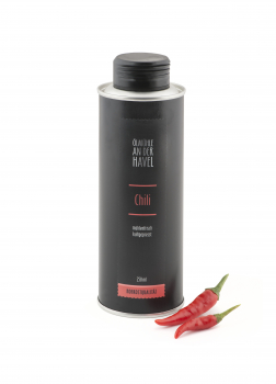 Chili-Öl (250ml), in der Dose
