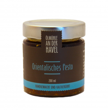 Orientalisches Pesto 200ml