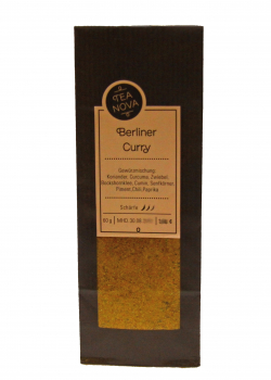 Berliner Curry 60g